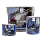 The Zinga Galvanising Paint System